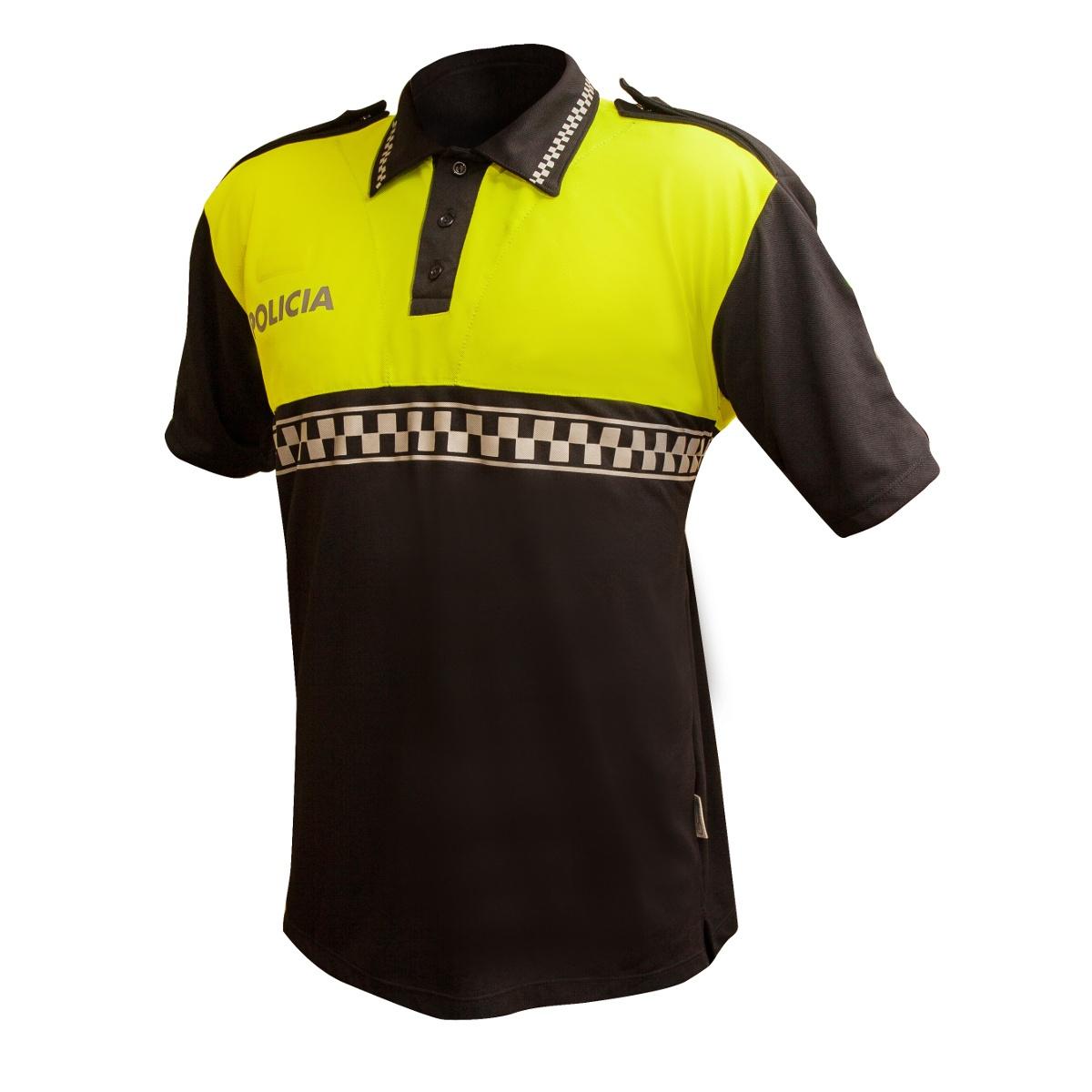 Camiseta Policía - Prendas EPI
