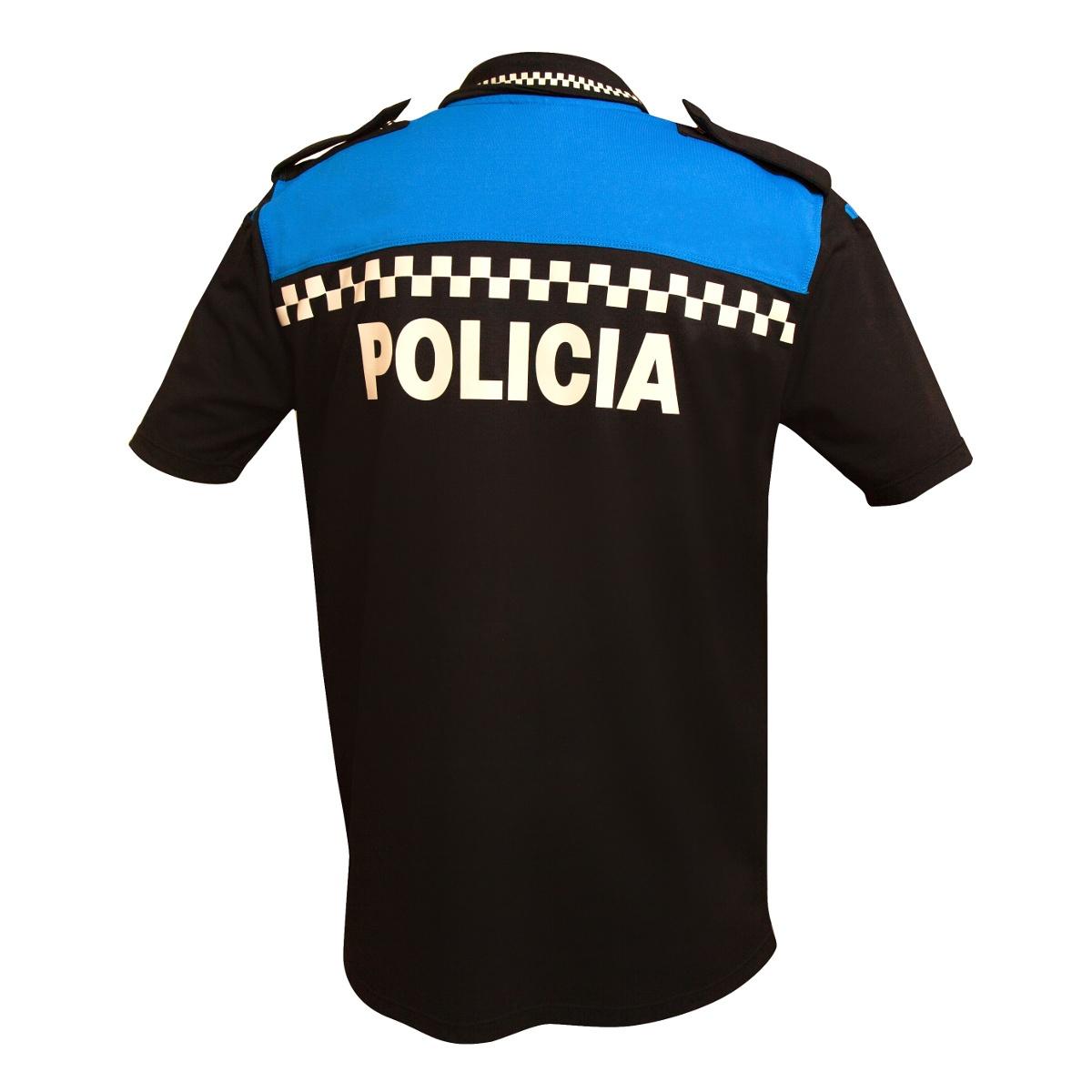 Policia Coolmax - Tejido EPI